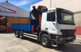 Mercerdes-Benz Actros-Jonsered 1100RS71 (Hiab)